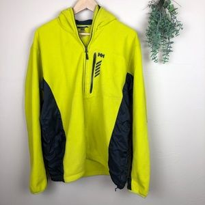 Helly Hansen | Neon Yellow Fleece Jacket